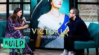 "Jenna Coleman Talks About Her Role In PBS' ""Victoria"""