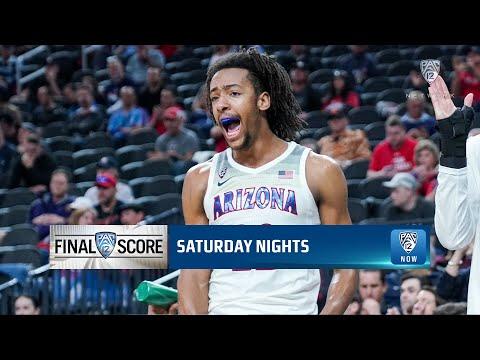 Four Wildcats Score In Double Figures To Power Arizona Over Washington