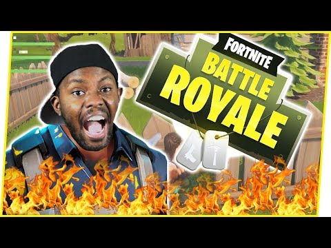 WHOA! WHAT A HACKER! HAD TO REPORT HIM! - FortNite Battle Royale Ep.22