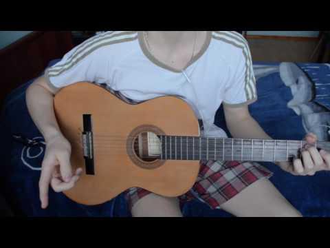 Видеоурок на гитаре высоцкий