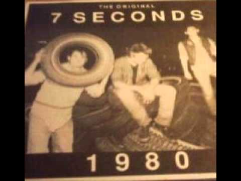 7 seconds - 7 seconds - 1st demo 1980 ( FULL )