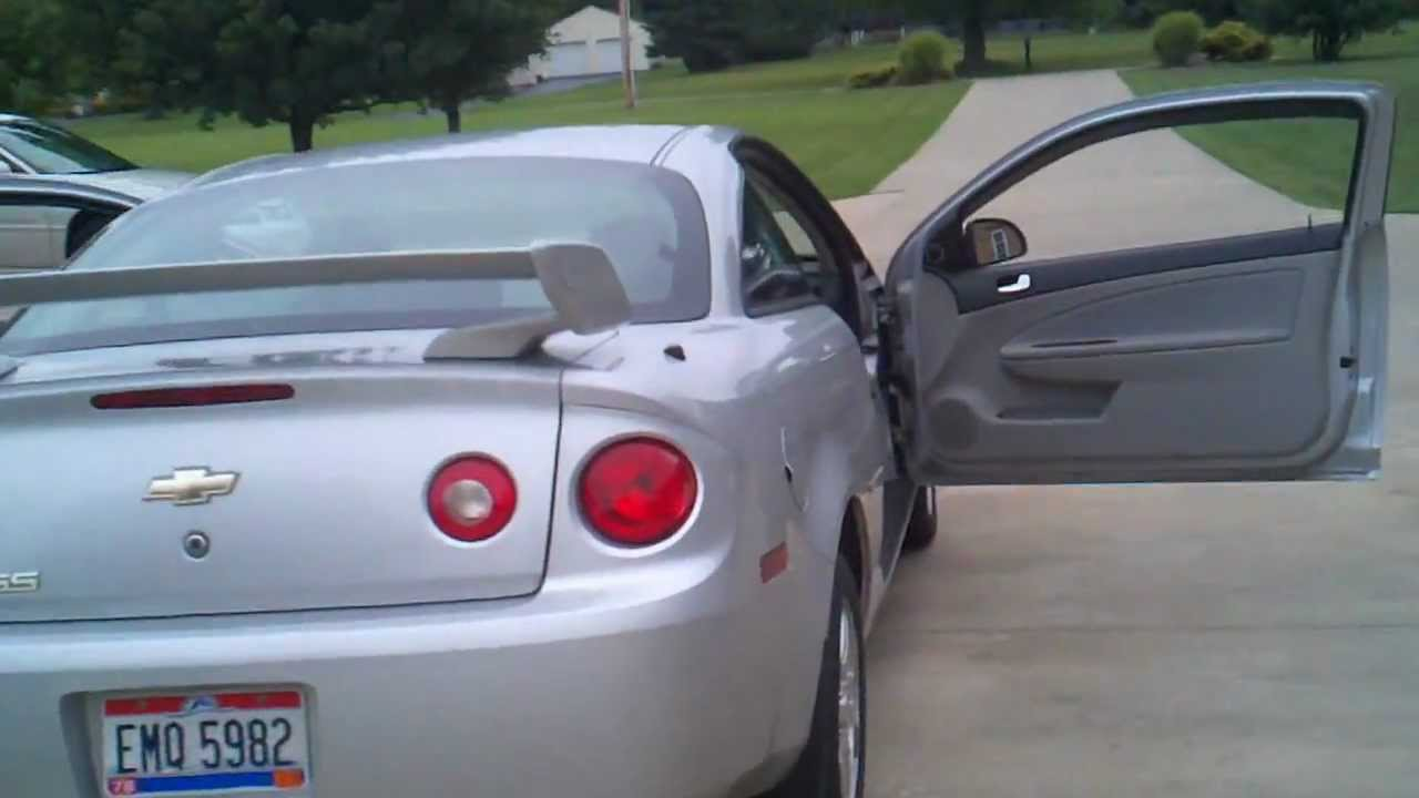 All Chevy 2005 chevy colbalt : 2005 Chevy Cobalt, Upgraded Speaker System, - YouTube