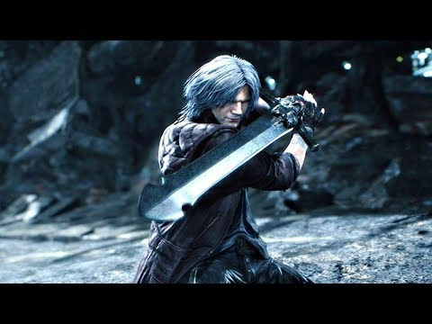 """""""devil-may-cry-5""""- -dante's-new-weapon- -nero-gameplay-breakdown"""