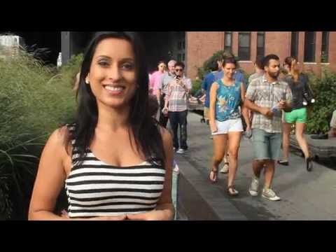 The Highline - a tour of NYC's most unique park!