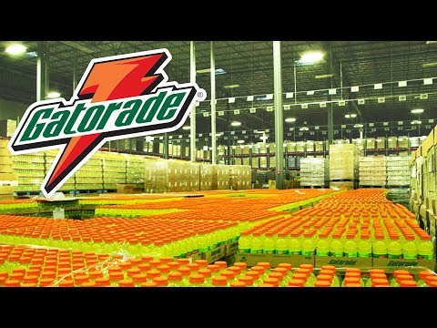 10 Things YOU DIDN'T KNOW About Gatorade