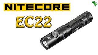 Nitecore EC22 - Dial-a-bright