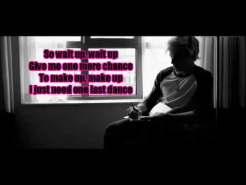 R5 -One Last Dance (Acoustic) with lyrics