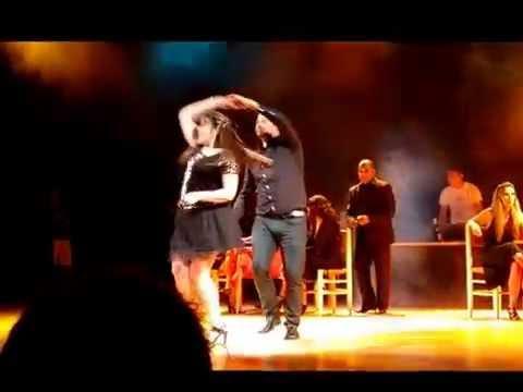 Show de talentos Aker Subsea - Folk Jak 1 lugar - Teatro Positivo