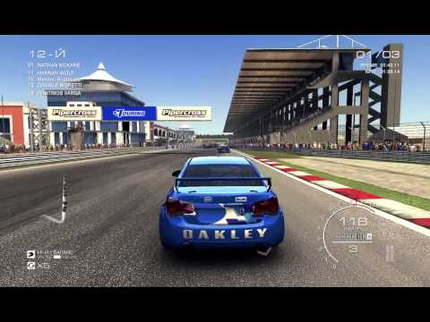 GRID 2 Автоспорт - Гонка на Chevrolet Cruze / GRID 2 Autosport - Race Against The Chevrolet Cruze