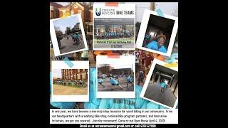 U Create Macon Bike Teams is one years old!
