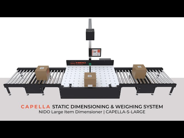 Cubiscan 150-ND Static Dimensioning & Weighing System For Large & Bulky Items | Cubiscan 150 ND