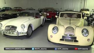 The boom of the collectible car market