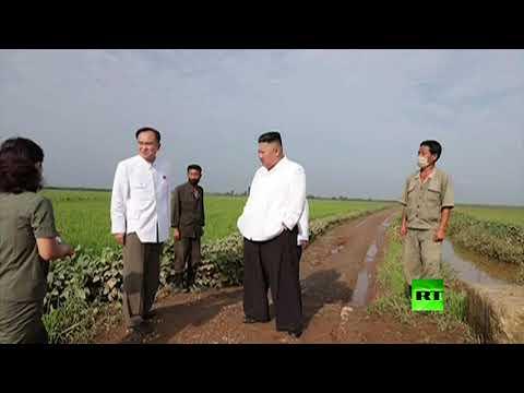 كيم جونغ أون يزور مناطق متضررة بسبب الفيضانات  - نشر قبل 55 دقيقة