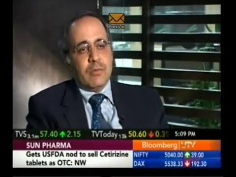Bloomberg UTV's program 'In Focus'  Part 1