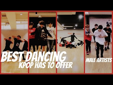 Best Dancing KPop Has To Offer | Boy Groups