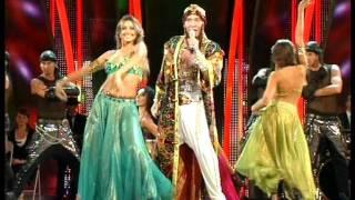 Валерий Леонтьев - Если б я был султан live Новая волна 2011