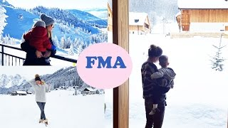 FMA FAMILIENURLAUB IM SCHNEE