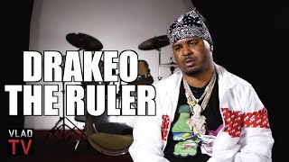 Drakeo the Ruler on Vlad Turning Down Interview when He was Facing Life in Prison (Part 1)