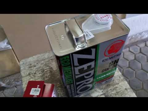Моторное масло Idemitsu Zepro Ecomedalist 0W-20 4 л (4589573620014)