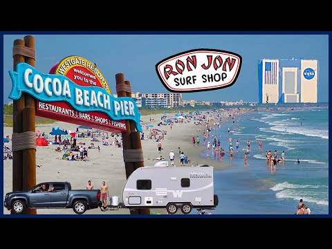 the-florida-space-coast,-rocket-launch,-cocoa-beach,-and-the-largest-surf-shop