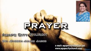 Agape City Church- Prayer vol-5 [mp3]
