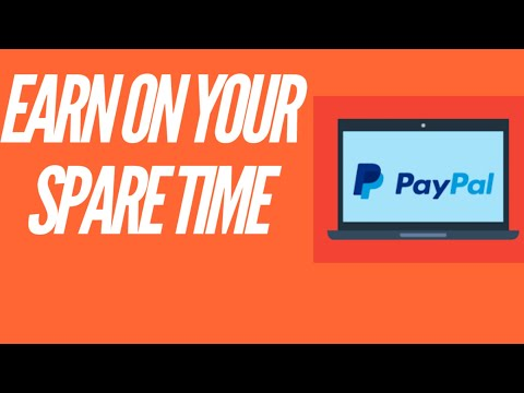 Make Earn PayPal Money On Your Spare Time (WorldWide!)