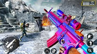FPS Shooter Counter Terrorist - Android GamePlay - FPS Shooting Games Android #2