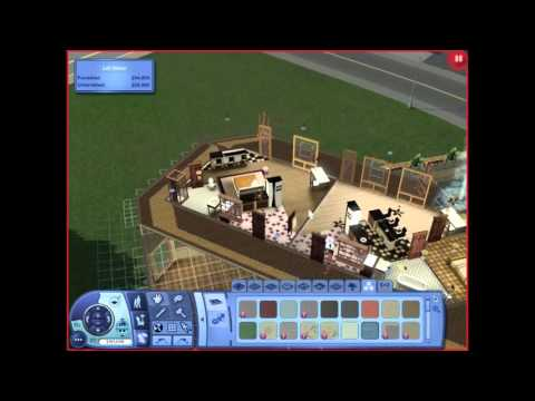 Sims 3 Let's Play an Apartment for Horses