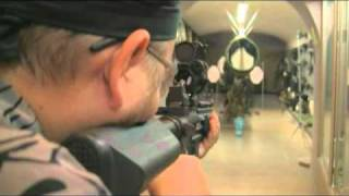 ПейнтболЁр ТВ. Практическая стрельба - 15 августа 2010