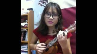 Ừ thì - ukulele cover