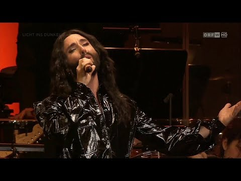 """Licht ins Dunkel 24.12.17: Conchita """"For Your Eyes Only"""""""
