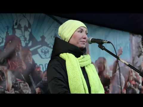 Митинг #ЗаСемью! #2 Сокольники. 23.11.19. Александра Машкова (CitizenGO)