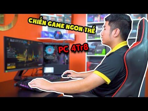 PC GAMING  Hơn 4 Triệu Cân Tốt Mọi Game - LOL, Fifa4, Valorant, GTA, PUBG,..   PC Gaming Giá Rẻ