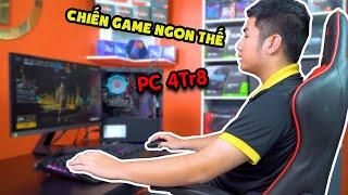PC GAMING  Hơn 4 Triệu Cân Tốt Mọi Game - LOL, Fifa4, Valorant, GTA, PUBG,..