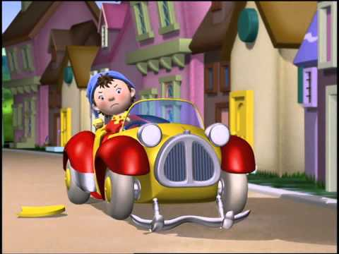 Noddy - The Goblings and the invisible paint