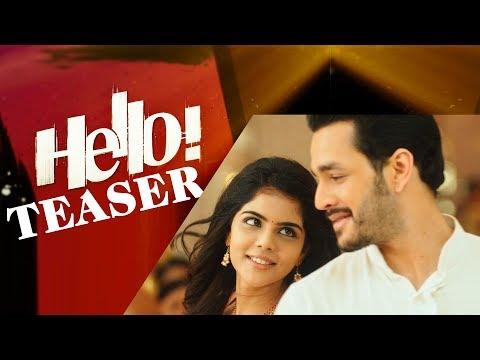 Hello Official Teaser | Akhil Akkineni |...