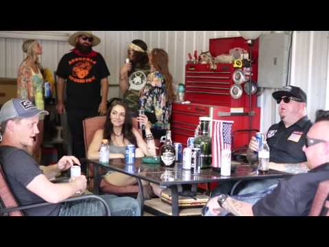 Moonshine Bandits - Outback (Behind The Scenes)