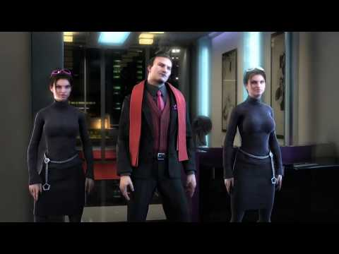Saints Row The Third: Power Announce Trailer - E3 2011