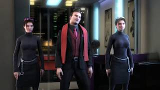 Saints Row The Third: Power Announce Trailer - E3 2011