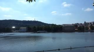 Влтава в Праге 1.07.2015 г. ч.1.(, 2015-07-01T17:39:07.000Z)