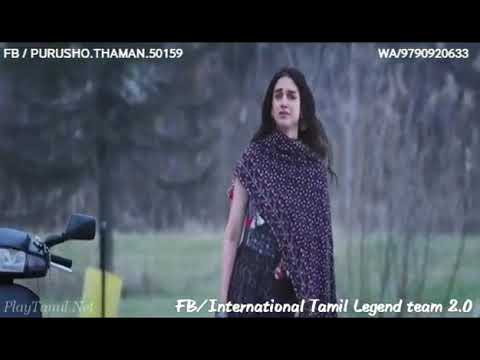 WhatsApp Status-Katru Veliyidai- Karthi Love Failure