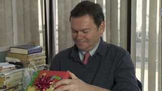Secret Santa Or Regifting Fruitcake