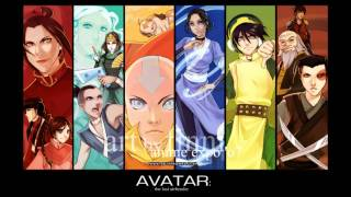 Avatar the last airbender ending theme