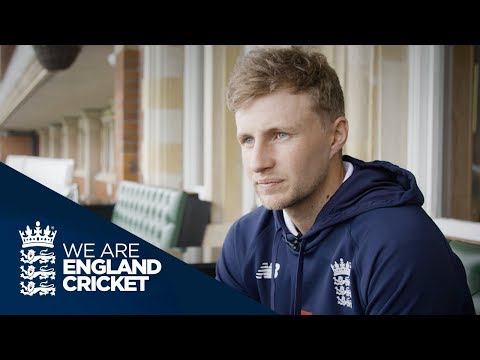 Joe Root On The Ashes Squad