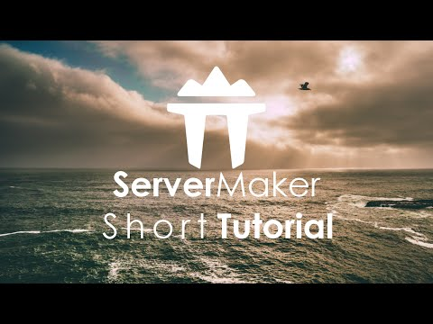 TT Server Maker – Create a Minecraft Server in no time with this