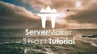 PC Tutorial-TT Server Maker-Quick Start Quide
