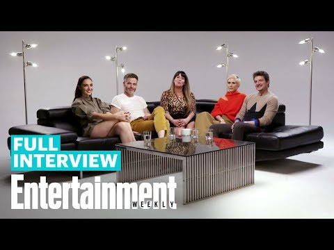 'Wonder Woman 1984' Roundtable: Gal Gadot, Chris Pine, Kristen Wiig & More | Entertainment Weekly