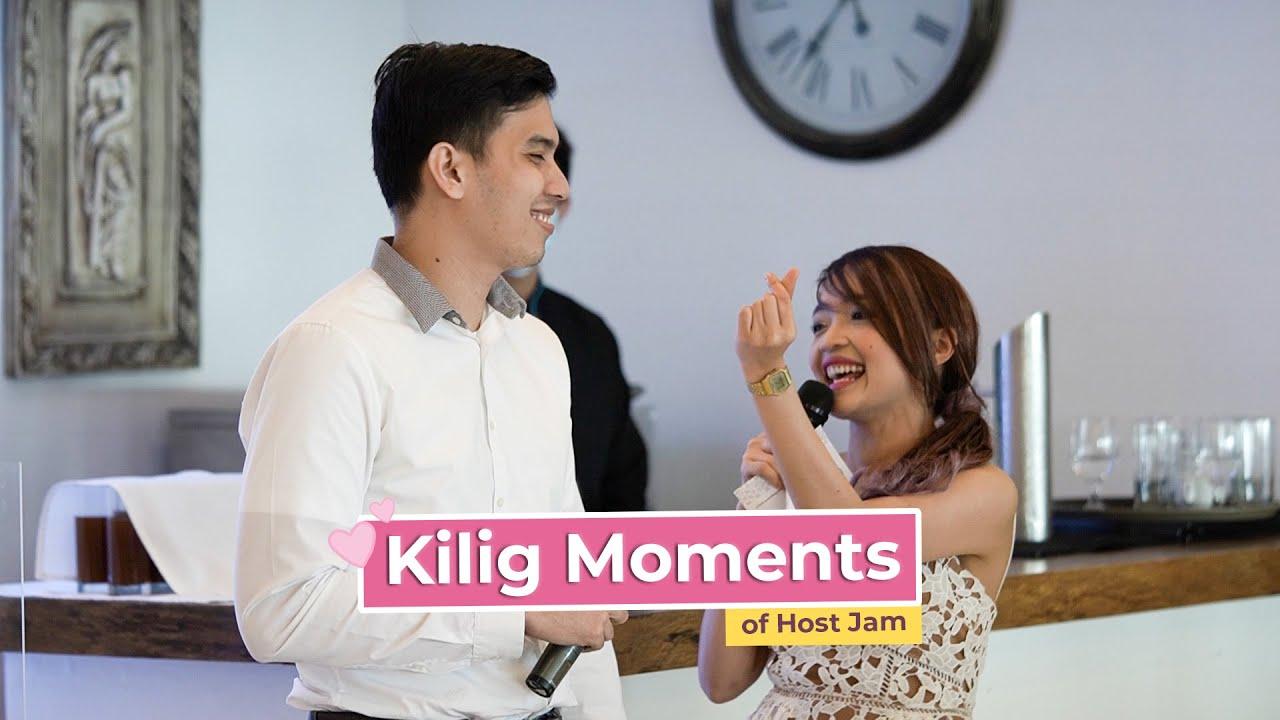 Host Jam's Kilig Moments   Event 257