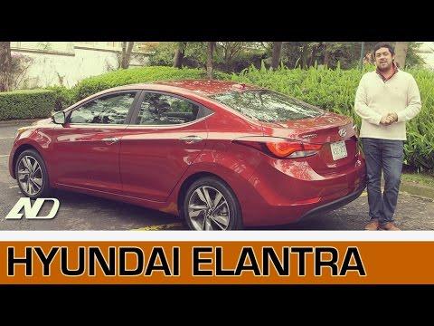 Hyundai Elantra (2011-2016) - Bonito transporte familiar