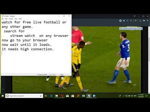 The Best Website To Watch Football Online For Free.